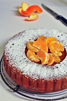 Mandarinis cake
