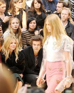 Harry Styles Cara