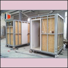 Factory Built Bathrooms