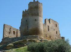 Il Castello di Mazzarino (CL)