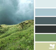 color country | design seeds | Bloglovin