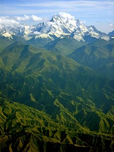 Mount Bogeda, China