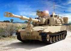 future military tank