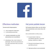 Infographic: Facebook ad targeting