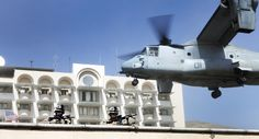 How The Marines Could Evacuate The U.S. Embassy In Libya