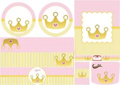 Gold And Pink Baby Shower Invitations was adorable invitation ideas
