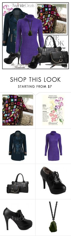 """Fashion"" by lip-balm ❤ liked on Polyvore featuring Burberry and twinkledeals"