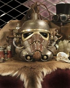 jestone:    via walyou.com     Steampunk and Star Wars…