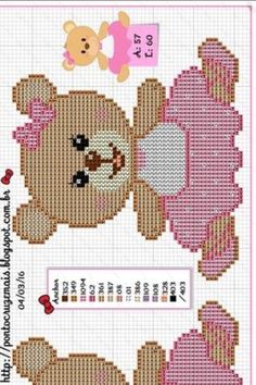 Thrilling Designing Your Own Cross Stitch Embroidery Patterns Ideas. Exhilarating Designing Your Own Cross Stitch Embroidery Patterns Ideas. Cross Stitch For Kids, Cross Stitch Baby, Cross Stitch Rose, Cross Stitch Animals, Cross Stitch Charts, Cross Stitch Embroidery, Embroidery Patterns, Cross Stitch Patterns, Baby Boy Knitting Patterns
