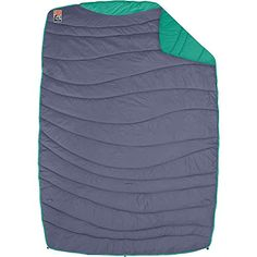 Nemo Puffin Blanket Slate BlueSea Green ** Check this awesome product by going to the link at the image.(This is an Amazon affiliate link and I receive a commission for the sales)