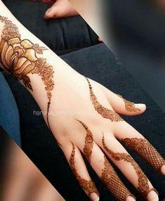 Khafif Mehndi Design, Stylish Mehndi Designs, Mehndi Designs 2018, Mehndi Design Pictures, Beautiful Henna Designs, Dulhan Mehndi Designs, Mehendi, Mehndi Images, Henna Mehndi
