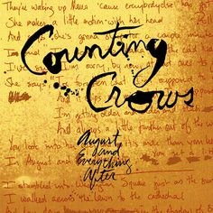 Counting Crows, Raining In Baltimore