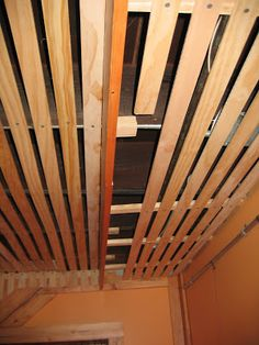Awesome Basement Ceiling Insulation