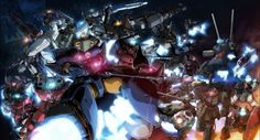 cool gundam wallpaper - Gundam Kits Collection News and Reviews
