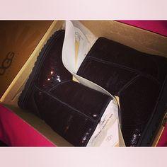 Sparkle Boots :)