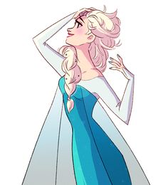 elsa best fan art - Google Search
