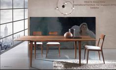 Oliver B. Group is a furniture company headquartered in Verona, Veneto, whose philosophy is to develop unique and innovative design products positioning as the entry-price in the luxury segment of Italian furniture.