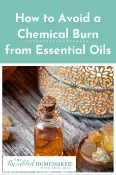 Use essential oils safely! I would have never guessed that this popular essential oil would give me a chemical burn! But it did, and I might now be scarred forever. If only I had better educated myself before using it! Real Food Recipes, Diet Recipes, Chemical Burn, Alternative Medicine, Food Allergies, Homemaking, Natural Remedies, Burns, Health And Wellness