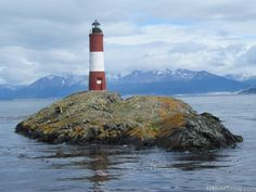 Most Famous Lighthouses In The World: Les Eclaireurs lighthouse, Argentina