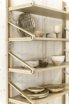 Tapio Anttila Collection - Ideat Shelf System, Jaba, Sweet Home, Shelves, Design, Home Decor, Shelving, Decoration Home, House Beautiful