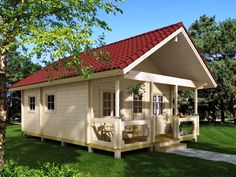 Cabin Life - Affordable Housing Country Chalet - Guest Cabin 2015