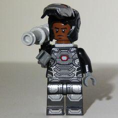 War Machine (Civil War) #mp3 #LEGO #Minifiguers #Minifigure #LEGOPhotography #legostagram #AFOL #brickcentral #bricknetwork #WarMachine #IronMan #Marvel #CivilWar #MCU #TeamIronMan #Avengers by moonpeople3000