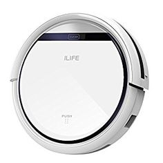 ILIFE A7 Robot Cleaner Vacuum Smart APP Remote Control Certified Refurbished
