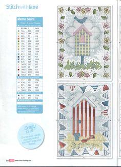 Gallery.ru / Фото #34 - Cross Stitch Crazy 159 январь 2012 - tymannost