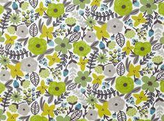 LOVE LOVE LOVE!   Sarawak fabric by Anna Bond for Villa Nova