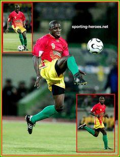 Sambegou Bangoura - Guinee - Coupe d'Afrique des Nations 2006