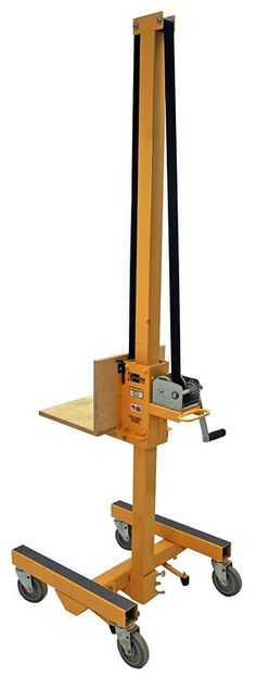 Cabinetizer 76 Cabinet Lift by Cabinetizer capacity Three tools in one Accessories available Cool Tools, Diy Tools, Welding Projects, Wood Projects, Garage Tools, Tools Hardware, Homemade Tools, Machine Tools, Woodworking Tools