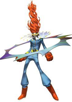 Shigenori Soejima - Persona 4 - Susanoo Persona