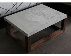 Coffee table by Andre Joyau