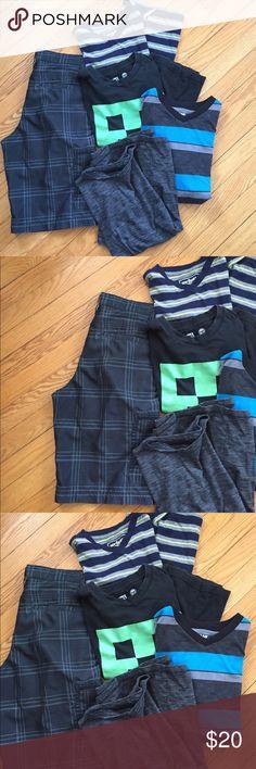 Polo Ralph Lauren Boy/'s 7 8 10 12 14 16 18 20 Tartan Plaid Pants Blk//Green Lined