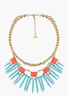 Turquoise Canyon Necklace