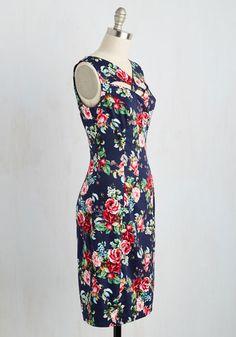 Date Night Dreamer Dress | Mod Retro Vintage Dresses | ModCloth.com