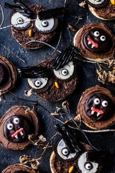 Monster Mash Cookies.