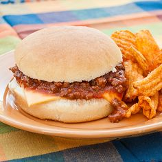 """This was a better sloppy joe recipe to me than some. Much """"creamier"""" not so dry. Also appreciated that it was a slow cooker version. from Real mom's kitchen"""