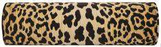 The Little Bolster :: Leopard Velvet – Little Design Co. Leopard Chair, Brown Leather Recliner Chair, Teal Accent Chair, Little Designs, Chair Design, Animal Print Rug, Swatch, Pillows, Cushions
