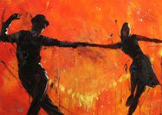 Christopher Clark | Storyteller painter | Tutt'Art@