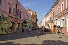 Тупик.Ru: Улочка для прогулок в Ужгороде (ФД*)