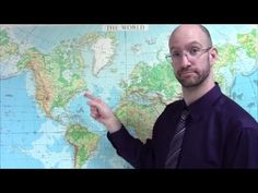 World Continents and Regions in ASL - YouTube