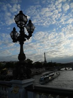 Un aprèm à Paris.
