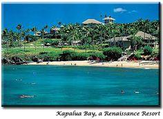 #Kapalua Bay Hotel on Maui, Hawaii.  Very nice resort spread out on a hill overlooking the ocean.  For more info:ASPEN CREEK TRAVEL - karen@aspencreektravel.com