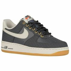 095410f2f8be2e Nike Air Force 1 - Low - Men s  89.99 Selected Style  Dark Grey Light  Brown Gum Light Brown Width D  Medium Product    88298094