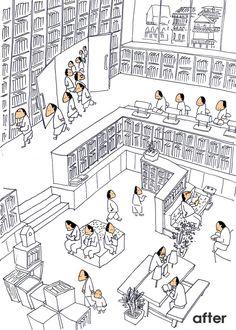 Galería de Centro de Libros Kyobo / WGNB - 21