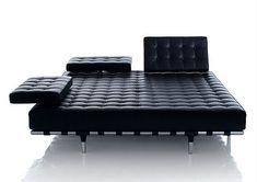 Cassina prive lounge sofa - Philippe Starck