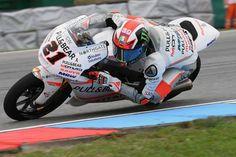 Moto3: Francesco Bagnaia pela primeira vez na pole