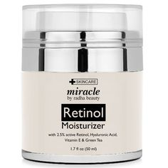 Retinol Moisturizer Cream : $18.95 (reg. $49.99)  http://www.mybargainbuddy.com/retinol-moisturizer-cream-18-95