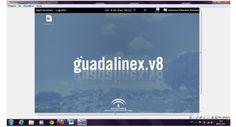 En esta hemos creado una máquina virtual en nuestro ordenador, es decir, tenemos un ordenador virtual. Le hemos puesto el sistema operativo Guadalinex v8, gratuito.
